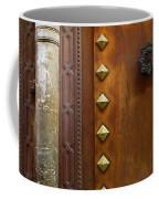 Historic Door Coffee Mug