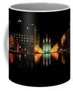 Historic Temple And Square In Salt Lake Coffee Mug