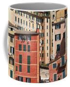 homes in Camogli Coffee Mug