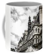 Hotel De Ville In Paris Coffee Mug