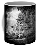 House On Haunted Hill Coffee Mug by Madeline Ellis