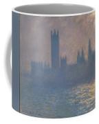 Houses Of Parliament Coffee Mug