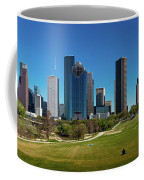 Houston, Texas - High Rise Buildings Coffee Mug
