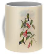 Hummingbirds Coffee Mug by Philip Ralley