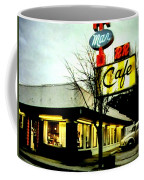 I Went For Breakfast At The Double R Coffee Mug