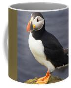 Iceland Puffin Coffee Mug