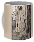 Illustration From La Maison Tellier By Guy De Maupassant Coffee Mug