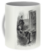 Illustration From The Picture Of Dorian Coffee Mug