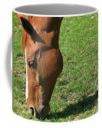 In Green Pasture Coffee Mug