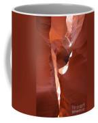 Incidence Of Light Coffee Mug