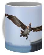 Incoming Pelican Coffee Mug