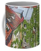 Ivy Courtyard Coffee Mug
