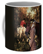 Japanese Chin Art Canvas Print Coffee Mug