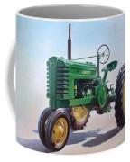 John Deere Tractor Coffee Mug