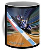 Jorge Lorenzo Coffee Mug