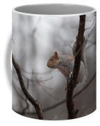 Jumping Squirrel Coffee Mug