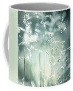 June Green Grass Flowering Coffee Mug