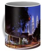 Kampung Baru Nightfall Coffee Mug