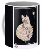 Karsavina Coffee Mug by Georges Barbier