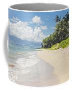 Kawililipoa Beach Kihei Maui Hawaii Coffee Mug