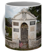 Key West Cemetery Coffee Mug