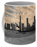 Kourion-temple Of Apollo Coffee Mug