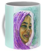 Lady From Bangladesh Coffee Mug