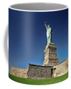 Lady Liberty 2 Coffee Mug