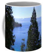 Lake Tahoe 4 Coffee Mug