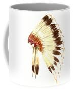 Lakota Headdress Coffee Mug