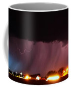 Late Evening Nebraska Thunderstorm Coffee Mug