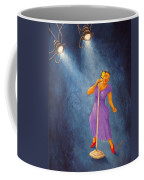 Latina Jazz Diva Coffee Mug