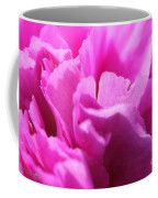 Lavender Carnation Coffee Mug