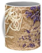 Lavender Flowers And Seeds Coffee Mug