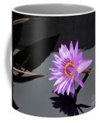 Lavender Lily Coffee Mug
