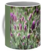 Lavender Standout Coffee Mug by Carol Groenen