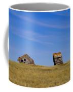 Leaning Into The Years Coffee Mug by Jeff Swan