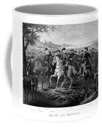 Lee And His Generals Coffee Mug by War Is Hell Store