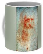 Leonardo Da Vinci (1452-1519) Coffee Mug