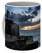 Light Behind The Darkness Coffee Mug