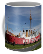 Light Vessel Overfalls Coffee Mug