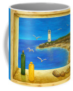 Lighthouse View Coffee Mug