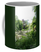 Lily Pond In Monets Garden Coffee Mug