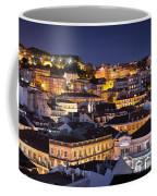 Lisbon Downtown Coffee Mug