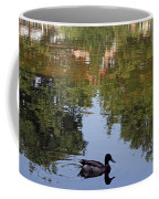 Living In Reflections Coffee Mug