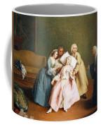 Longhi's The Stimulated Faint Coffee Mug