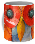 Look Into My Eyes Coffee Mug
