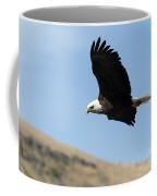 Looking Down On The World Coffee Mug