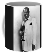 Louis Armstrong (1900-1971) Coffee Mug by Granger