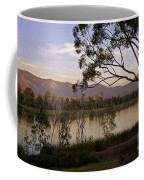 Lower Otay Lake - California Coffee Mug